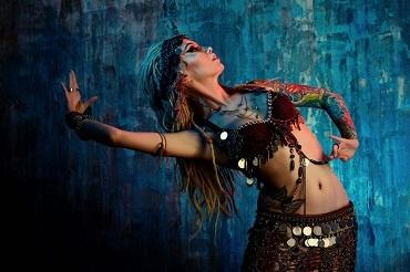 Kursangebot Orientalischer Tanz
